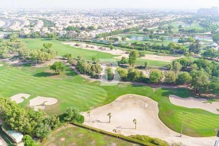 فلیٹ 1 غرفة نوم للايجار في ذا فيوز، دبي - Spacious | Chiller Free | Golf View