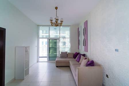 1 Bedroom Flat for Rent in Dubai Studio City, Dubai - Mid floor apt. in a state of the art building