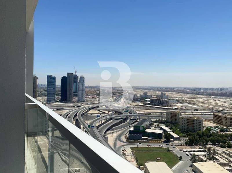 2 BR  Brand New  Sea & Jebal Ali View  High Floor