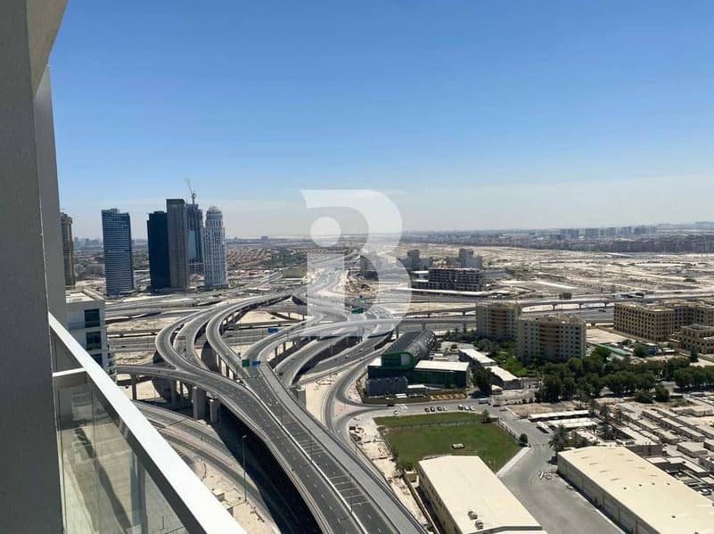 2 2 BR  Brand New  Sea & Jebal Ali View  High Floor