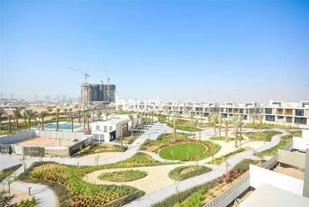 3 Bedroom Villa for Sale in Dubai Hills Estate, Dubai - Park And Pool Facing   July Handover   Call Now