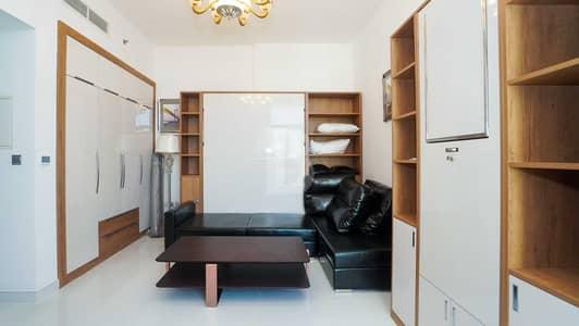 Studio for Rent in Al Furjan, Dubai - FULLY FURNSHED | STUDIO APT. | BRAND NEW