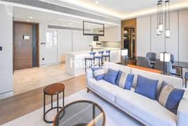 شقة في ذا ريزيدنس في سيزرز ريزورت سيزر ريزورت جزيرة بلوواترز 2 غرف 230000 درهم - 5064801
