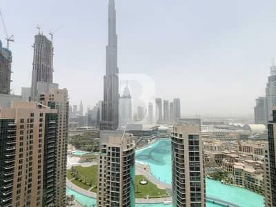 3 Bedroom Flat for Rent in Downtown Dubai, Dubai - SPACIOUS / HIGH FLOOR/ 3 BEDROOM/ LARGE TERRACE