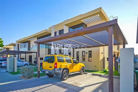 3 Bedroom Townhouse for Sale in DAMAC Hills (Akoya by DAMAC), Dubai - THM | 3BR + Maids | Vacant on Transfer