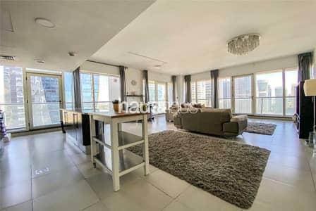 فلیٹ 1 غرفة نوم للبيع في أبراج بحيرات الجميرا، دبي - Large 1 Bed | Open Park Views | Vacant April