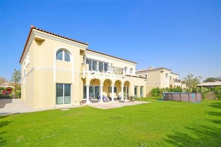 فیلا 5 غرف نوم للبيع في جرين كوميونيتي، دبي - Large plot   Family Villa   Available Now