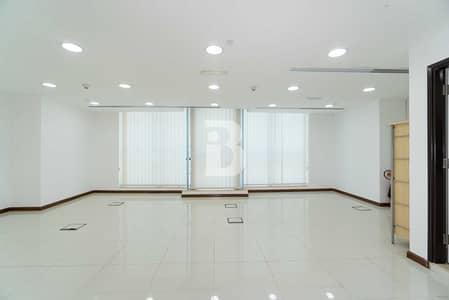 مکتب  للايجار في أبراج بحيرات الجميرا، دبي - Fully Fitted | Low Floor | Private Pantry