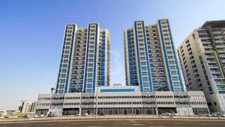شقة في غلامز من دانوب الفرجان 2 غرف 1050000 درهم - 5127279