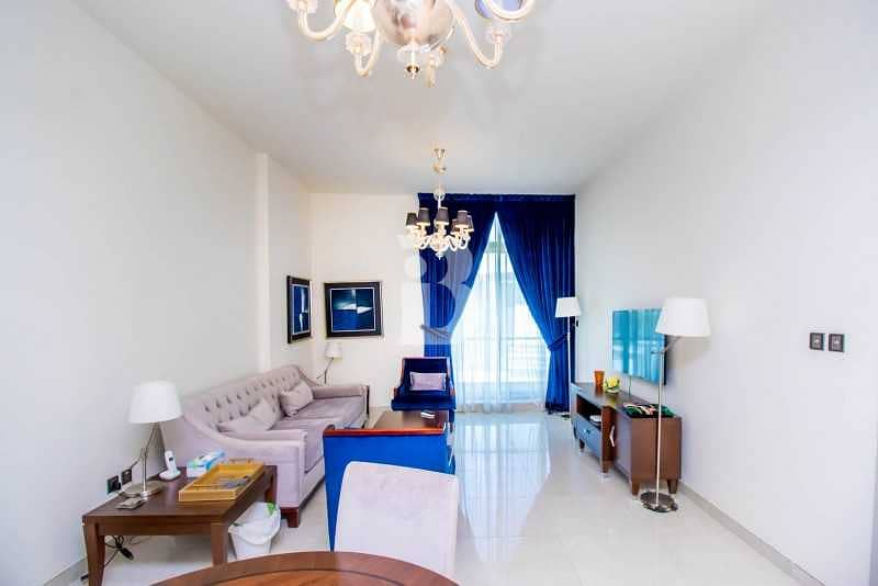 2 1 Bedroom Apartment|The Polo Residences in Meydan Avenue