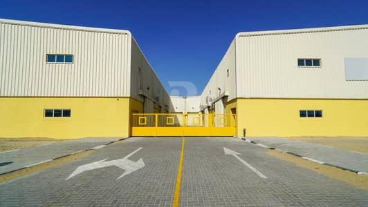مستودع  للايجار في الورسان، دبي - BRAND NEW WAREHOUSES 36K SQFT IN WARSAN AT AED 30 PSF