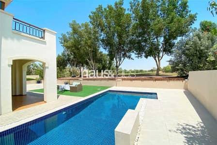 4 Bedroom Villa for Sale in Jumeirah Golf Estate, Dubai - Lovely Castellon with unbeatable views
