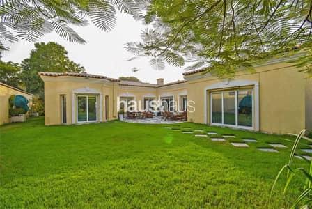 4 Bedroom Villa for Rent in Green Community, Dubai - Owner Occupied Bungalow | Cul-De-Sac