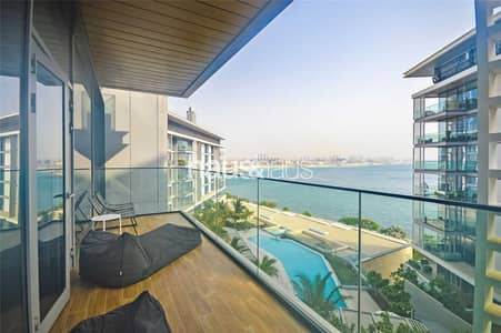 3 Bedroom Apartment for Sale in Bluewaters Island, Dubai - Panoramic Ocean Views | Upgraded | 3 + Maids