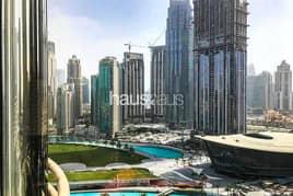 Low Floor | Dubai Opera Views | Available