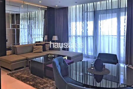 1 Bedroom Apartment for Rent in Downtown Dubai, Dubai - Stylish 1 Bed | High Floor | Fully Furnished