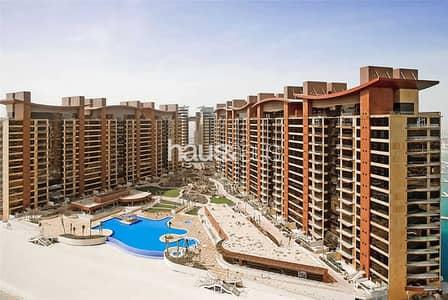شقة 1 غرفة نوم للايجار في نخلة جميرا، دبي - Luxury one bedroom | Bright and spacious | Vacant