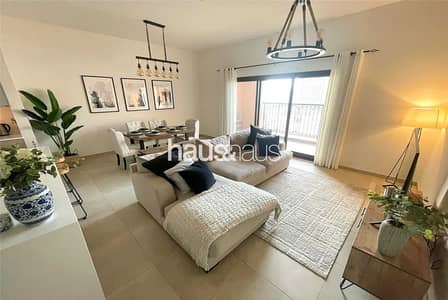 2 Bedroom Apartment for Rent in Jumeirah Golf Estates, Dubai - Immaculate 2 Bedroom   Island Kitchen   Move July