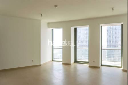 3 Bedroom Flat for Rent in Downtown Dubai, Dubai - Best Layout | Sea View | High Floor