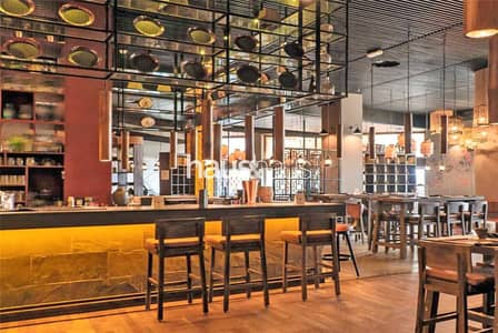 محل تجاري  للايجار في مركز دبي التجاري العالمي، دبي - Great Bar Restaurant  GF Unit Lobby  5* Hotel  SZR