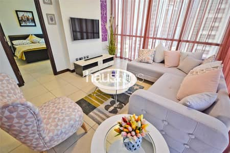 1 Bedroom Flat for Rent in Jumeirah Lake Towers (JLT), Dubai - Stunning| Modern| Furnished | High Floor