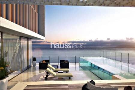 شقة 2 غرفة نوم للبيع في نخلة جميرا، دبي - Sky Court Duplex   Private Pool   Garden   Last 2