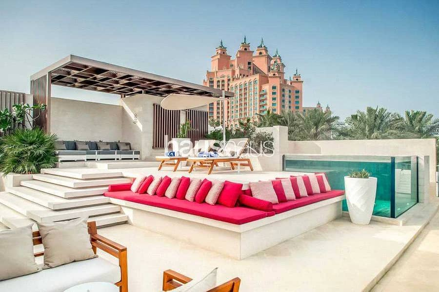 2 Duplex | Private Pool And Terrace | Ready 2021
