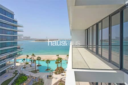 2 Bedroom Apartment for Rent in Palm Jumeirah, Dubai - 2 BR + Maids| High Floor| Vacant Now | 1