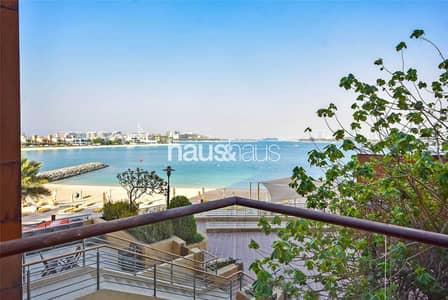 شقة 1 غرفة نوم للبيع في نخلة جميرا، دبي - One Bedroom   Vacant On Transfer   Sold Furnished