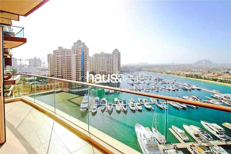 High Floor with Breathtaking Atlantis View