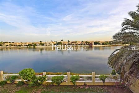 4 Bedroom Villa for Sale in The Lakes, Dubai - Stunning lake view | Type 18 | Call Isabella now