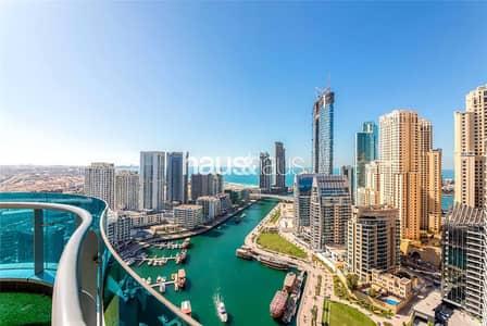 3 Bedroom Apartment for Sale in Dubai Marina, Dubai - Vacant On Transfer | Great Views | High Floor