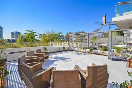 تاون هاوس 2 غرفة نوم للايجار في داماك هيلز (أكويا من داماك)، دبي - 2BR Townhouse | Large Layout | Golf Course View