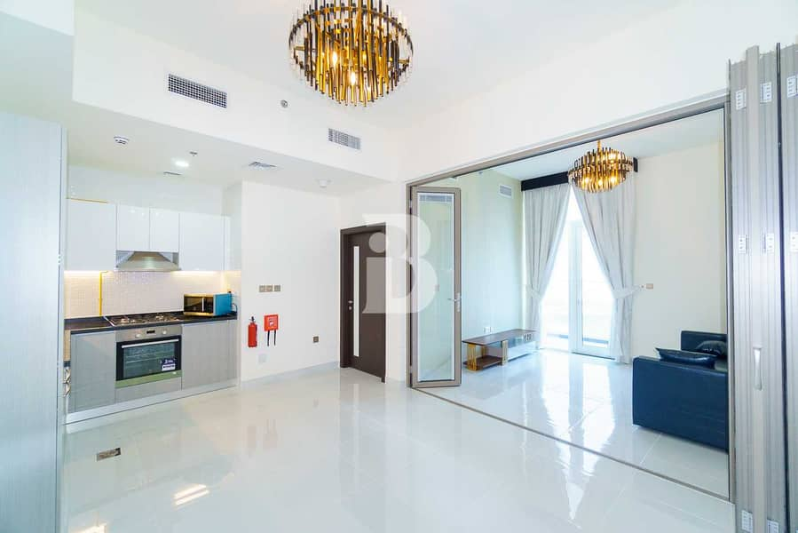 BRAND NEW FULLY FURNISHED   1BHK   CONVERTIBLE