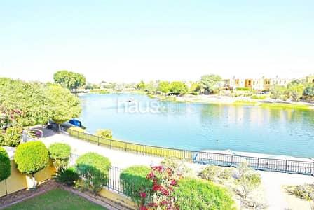 2 Bedroom Villa for Sale in Arabian Ranches, Dubai - Lake Backing | Opposite Pool | Type B