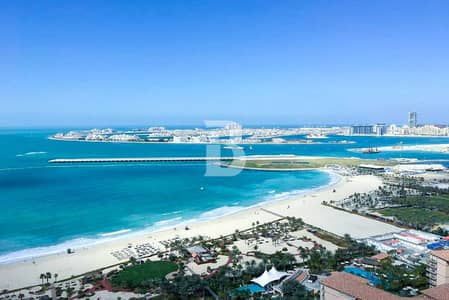 2 Bedroom Apartment for Sale in Jumeirah Beach Residence (JBR), Dubai - RARE TOP OF THE LINE FULL SEA VIEW UNIT.