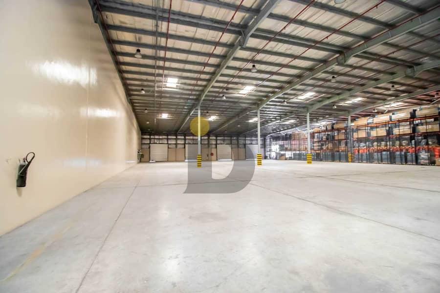 400kW Power Warehouse in JAFZA