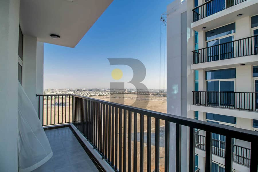 32 fully furnished 2BR with a grate view over the gardens