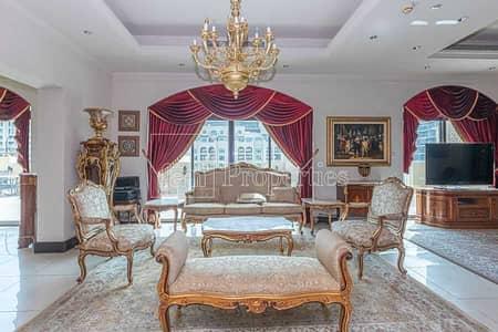 بنتهاوس 3 غرف نوم للبيع في نخلة جميرا، دبي - Luxurious Penthouse   Vacant   Unfurnished