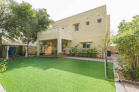 فیلا 4 غرف نوم للايجار في السهول، دبي - Well Maintained   4 Bedrooms + Maid   Landscaped