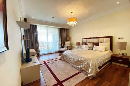 2 Bedroom Flat for Rent in Palm Jumeirah, Dubai - 2 BR Furnished | Sea View | All Facilities