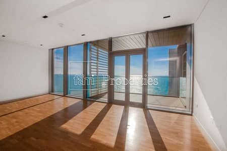 2 Bedroom Flat for Sale in Bluewaters Island, Dubai - Full Panoramic Sea View 2 Bed+ Maid