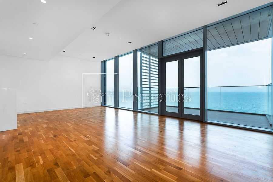 Rare Full Panoramic Sea View 2 Bed