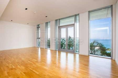 شقة 2 غرفة نوم للبيع في جزيرة بلوواترز، دبي - Best Offer Rear Sea View 2 Bedroom 2BR