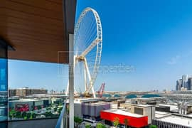 JBR and AIn Dubai View| 3Bed+Maid