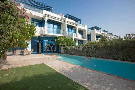 5 Bedroom Townhouse for Sale in Palm Jumeirah, Dubai - 5 BR Townhouse   Sea View   Must See