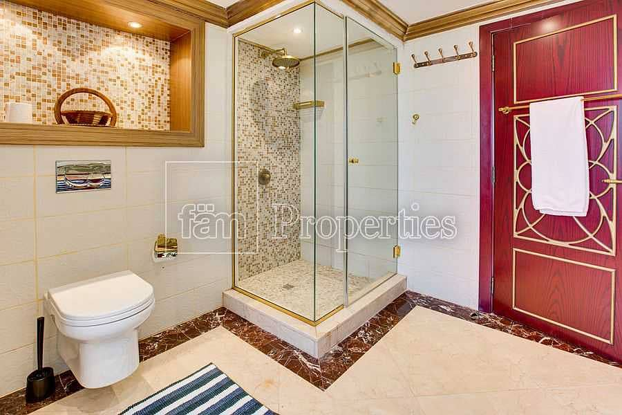 94 Sea & Dubai Eye View   Fully upgraded 3 Beds Loft