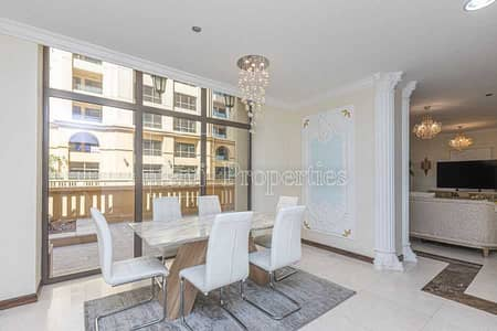 4 Bedroom Flat for Sale in Jumeirah Beach Residence (JBR), Dubai - Exclusive I 4 Bed Duplex I Garden I Vacant