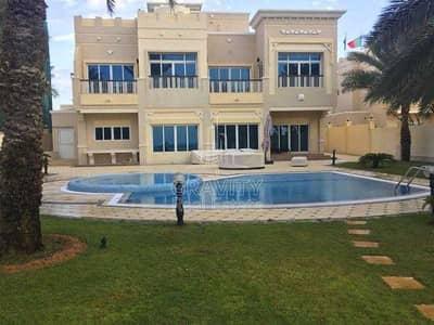 5 Bedroom Villa for Sale in Marina Village, Abu Dhabi - One of a kind Villa W/ Breathtaking Sea View