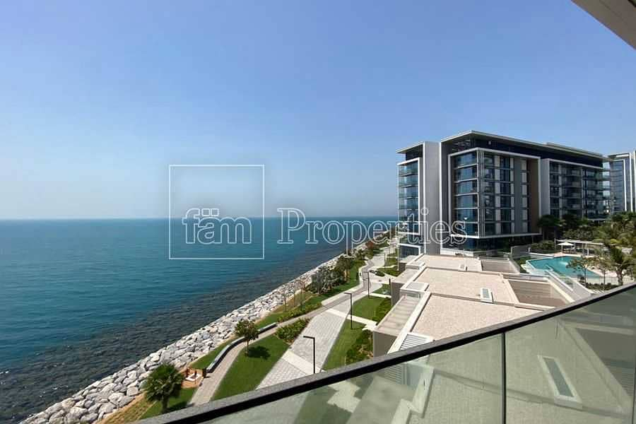 4Bed + Maid | Full Sea View |Large Balcony